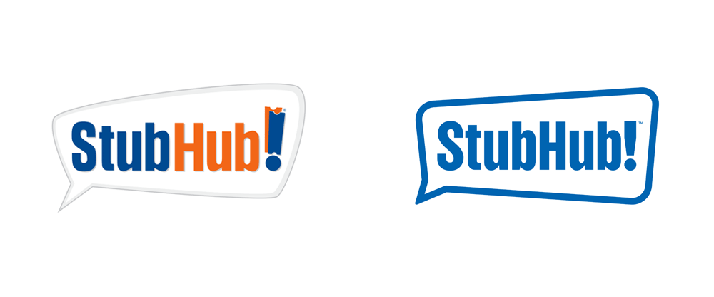 New Logo for StubHub by Duncan/Channon