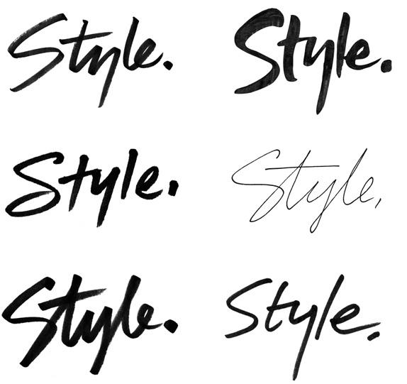 brand new style finally looks stylish