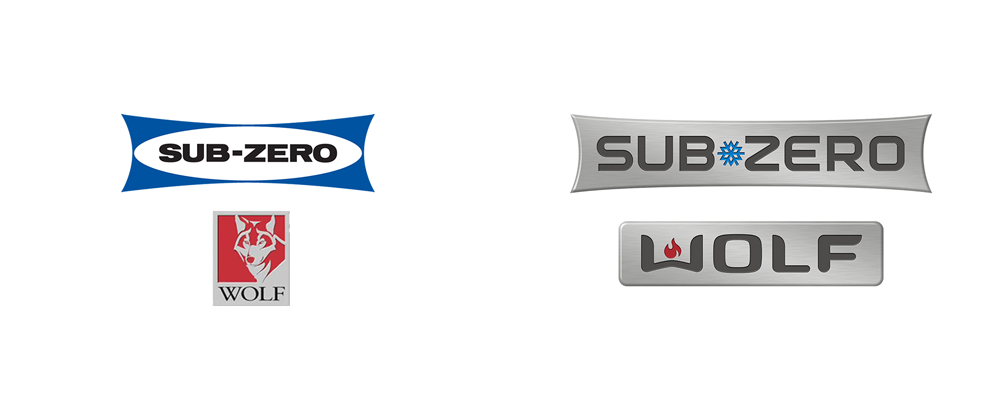New Logo for Sub-Zero/Wolf by Duffy & Partners