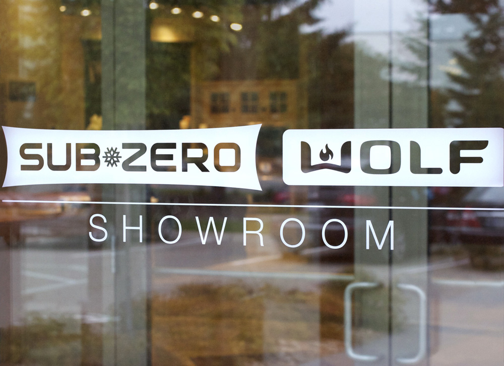 Brand new new logo for sub zero wolf by duffy partners