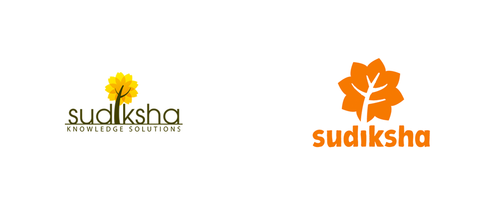 New Logo and Identity for Sudiksha by Siegel+Gale