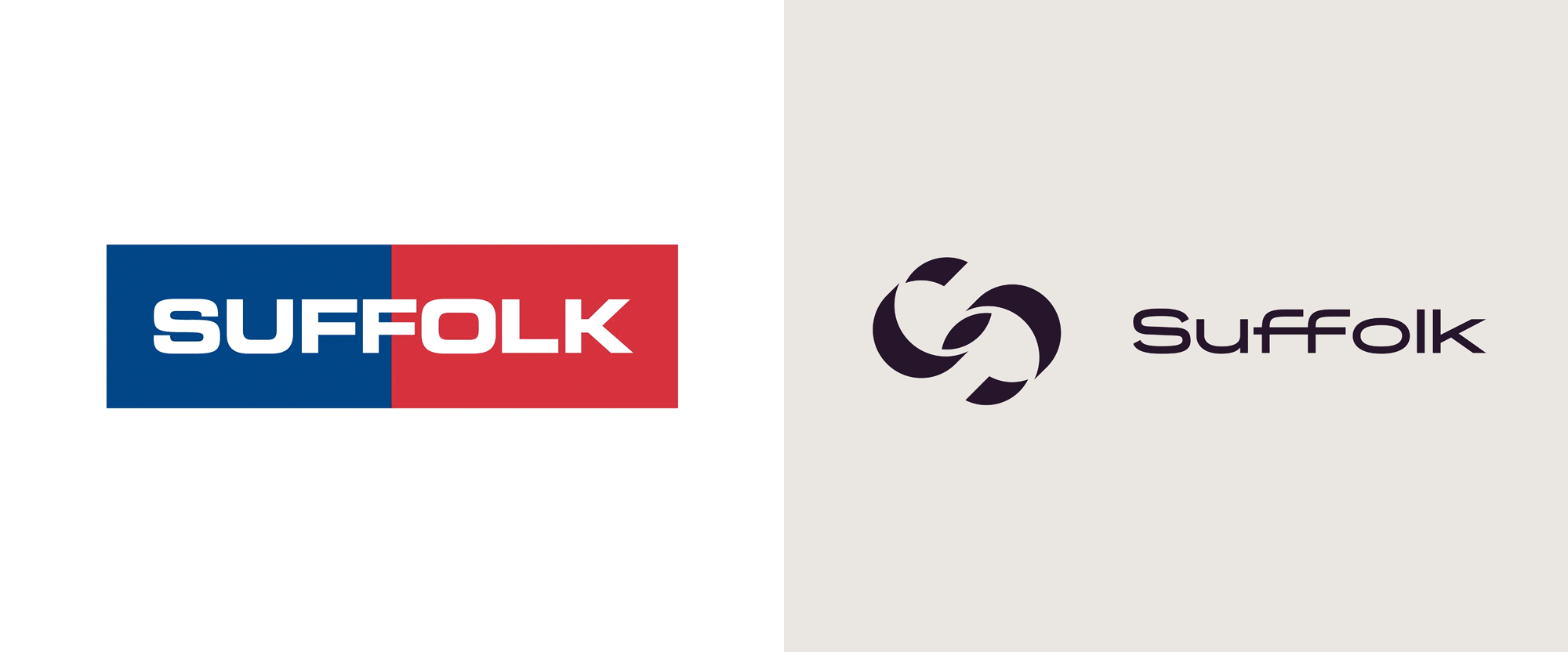 New Logo and Identity for Suffolk by MullenLowe