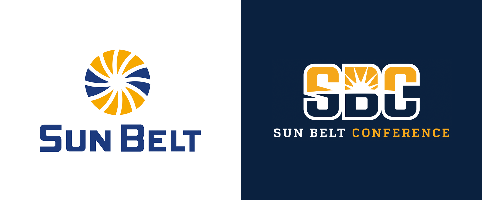 New Logo for Sun Belt Conference by Brian Gundell