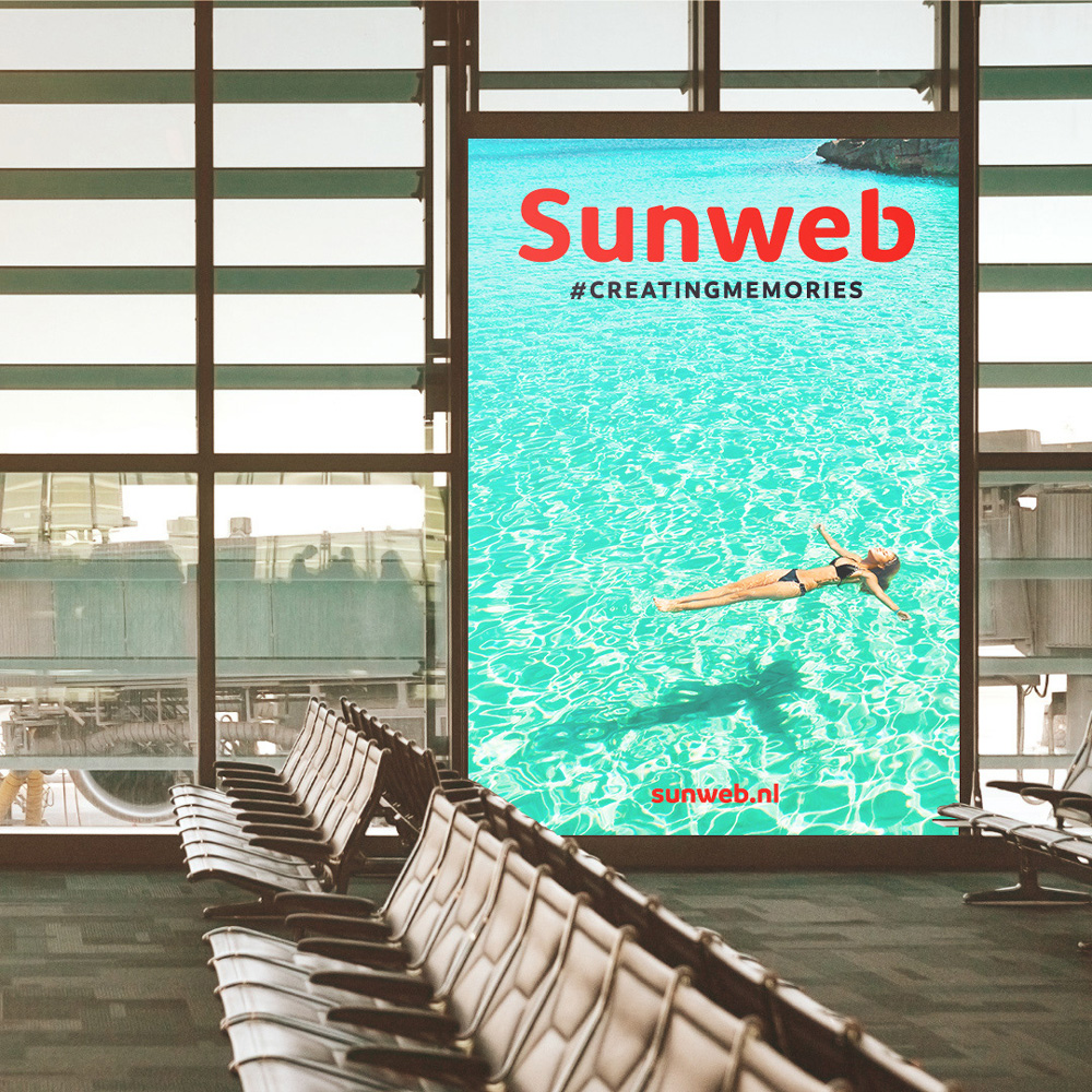 New Logo and Identity for Sunweb by CapeRock