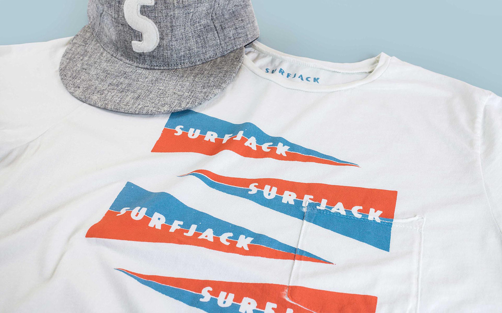 New Name, Logo, and Identity for Surfjack by Wall-to-Wall Studios
