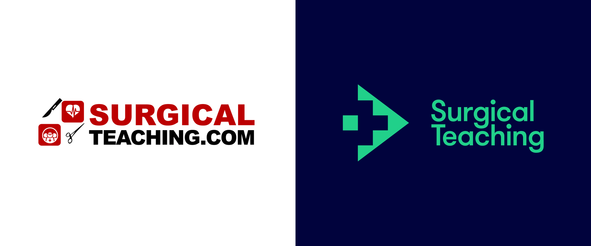 New Logo and Identity for Surgical Teaching by Ahoy
