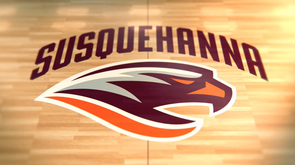 brand new  new logos for susquehanna river hawks by bosack  u0026 co