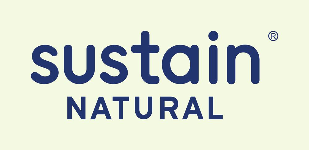 Brand New New Logo And Packaging For Sustain Natural By