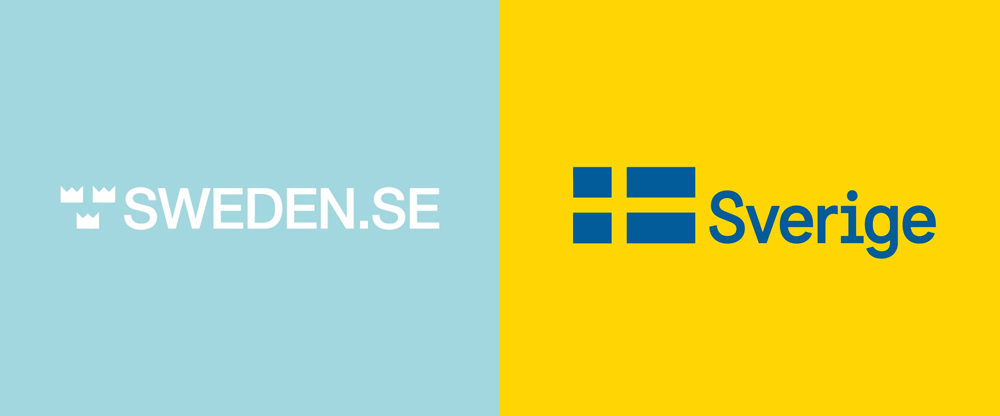 New Logo and Identity for Sweden by Söderhavet