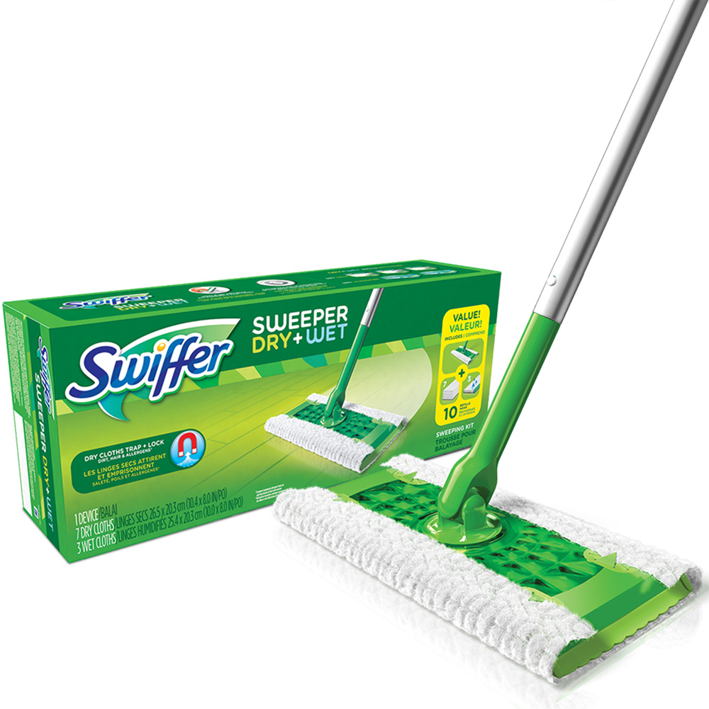 Brand New New Logo And Packaging For Swiffer By Chase