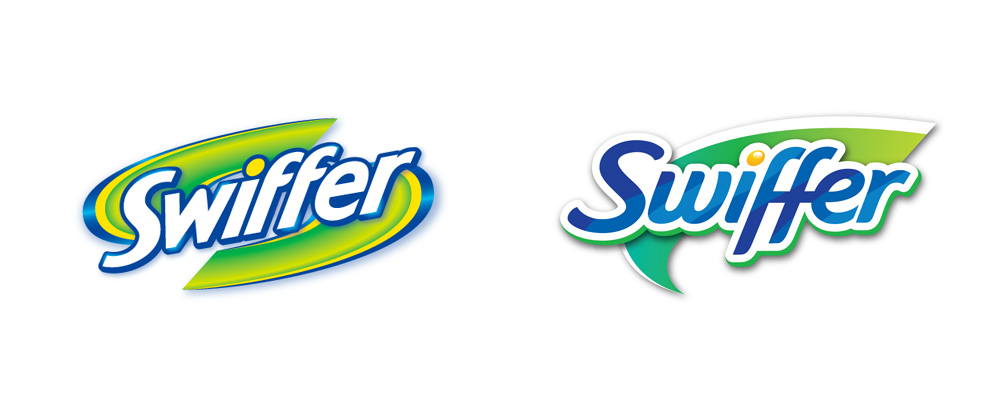 New Logo and Packaging for Swiffer by Chase Design Group
