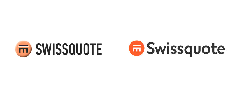 New Logo and Identity for Swissquote by MASKIN