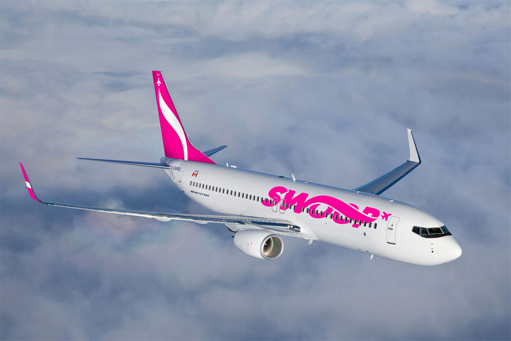New Name, Logo, and Livery for Swoop