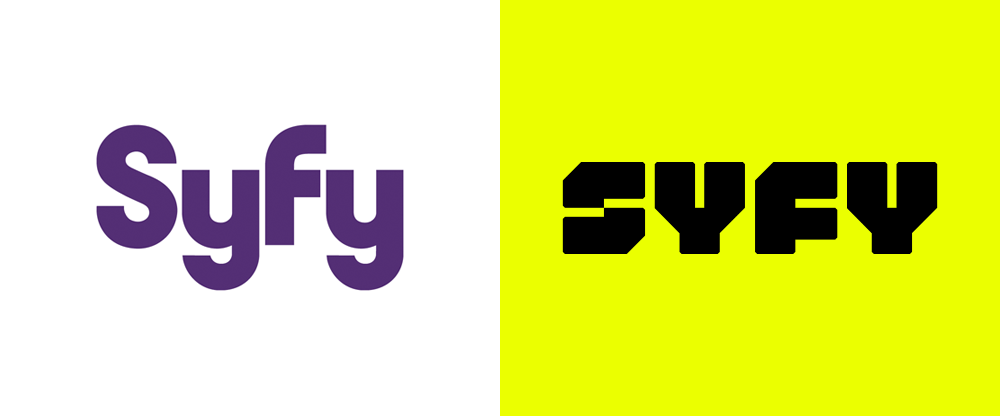 New Logo for Syfy by Loyalkaspar