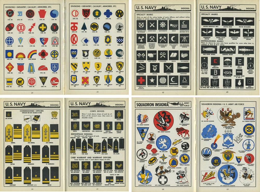 U.S. Service Symbols