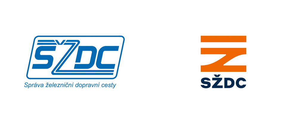 New Logo and Identity for SŽDC by Studio Marvil