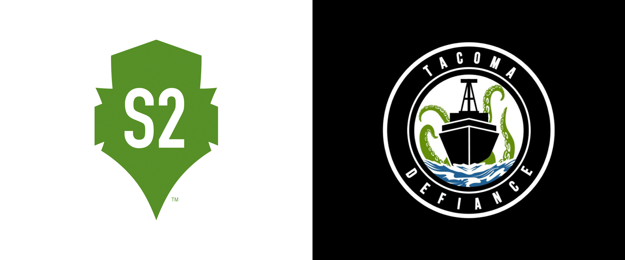 New Name and Logo for Tacoma Defiance