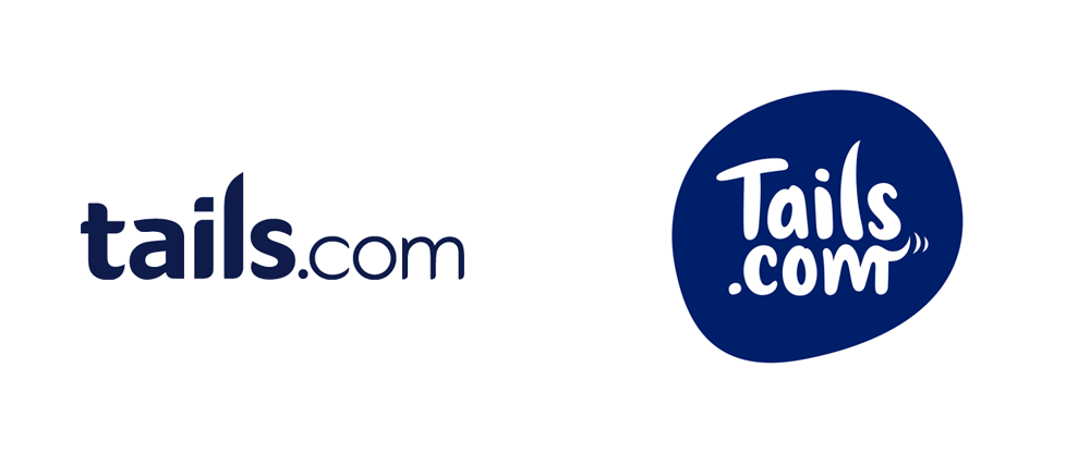 New Logo for Tails.com