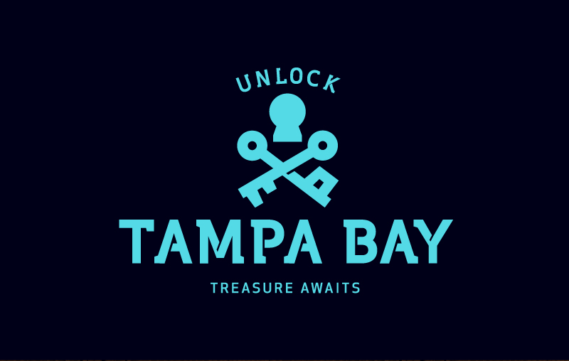 New Logo and Destination Brand for Tampa Bay by Spark