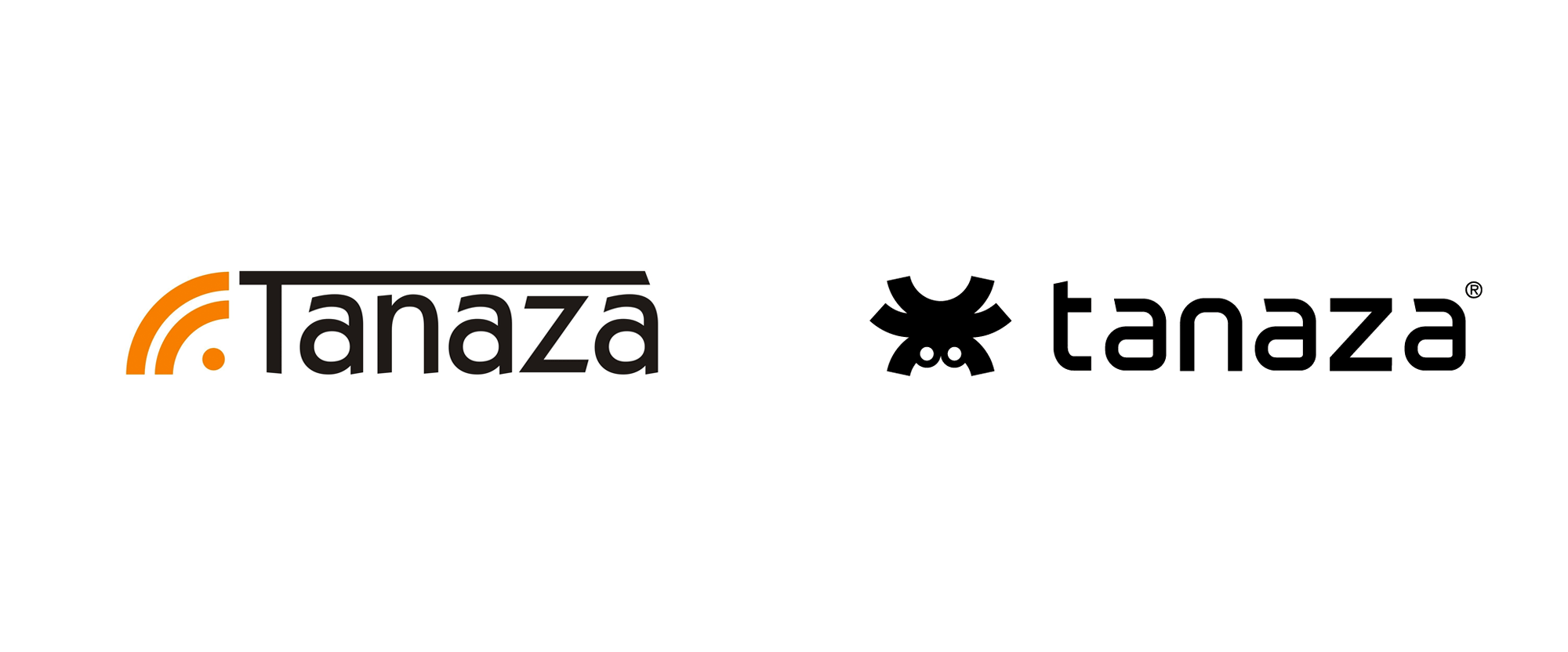New Logo for Tanaza by Copystudio and In-house