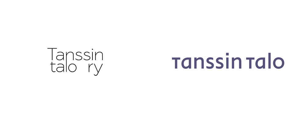 New Logo and Identity for Tanssin Talo (Dance House) Helsinki by Prakt