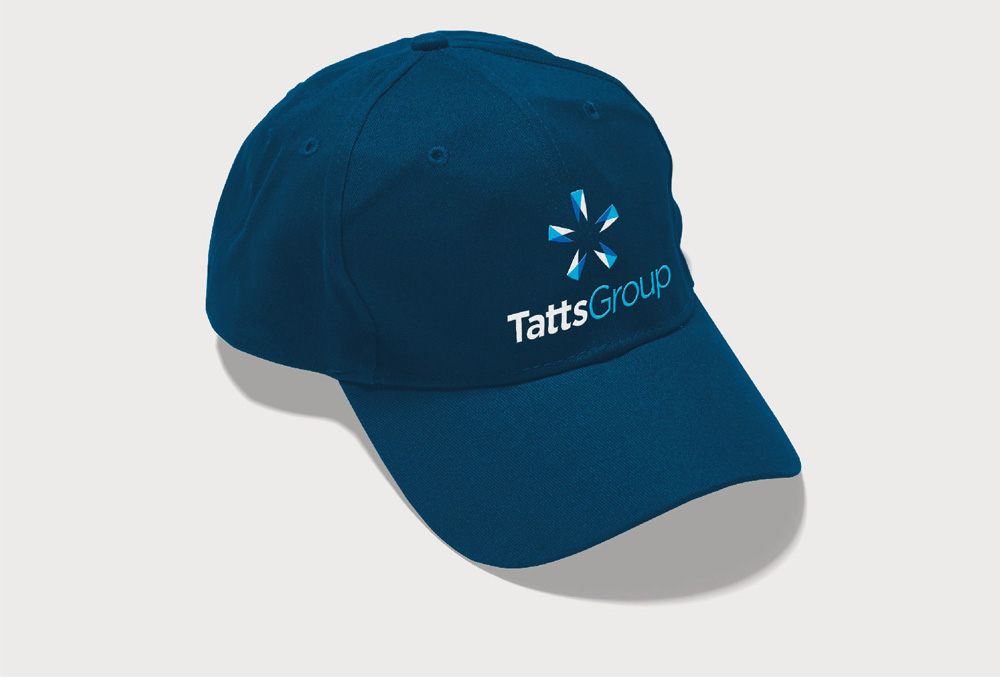New Logo and Identity for Tatts Group by Hulsbosch