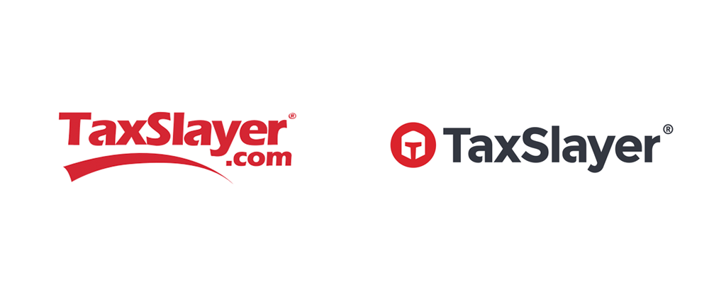 New Logo and Identity for TaxSlayer by Wier / Stewart