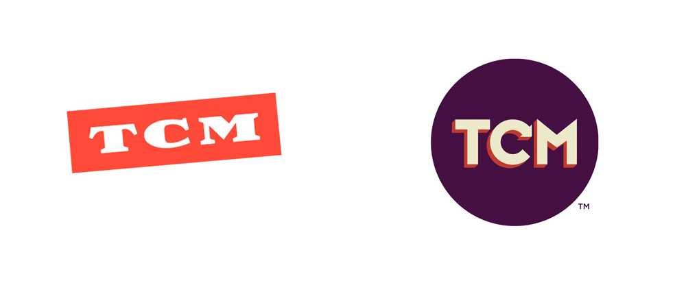 New Logo and On-air Packaging for TCM Latin America by Injaus Design