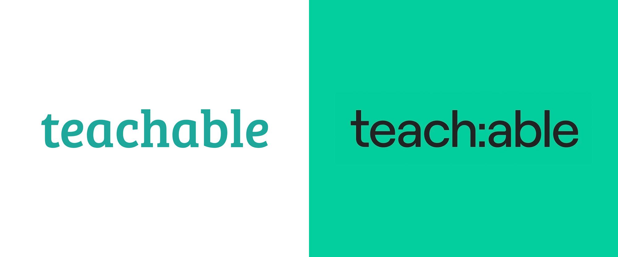 New Logo for Teachable
