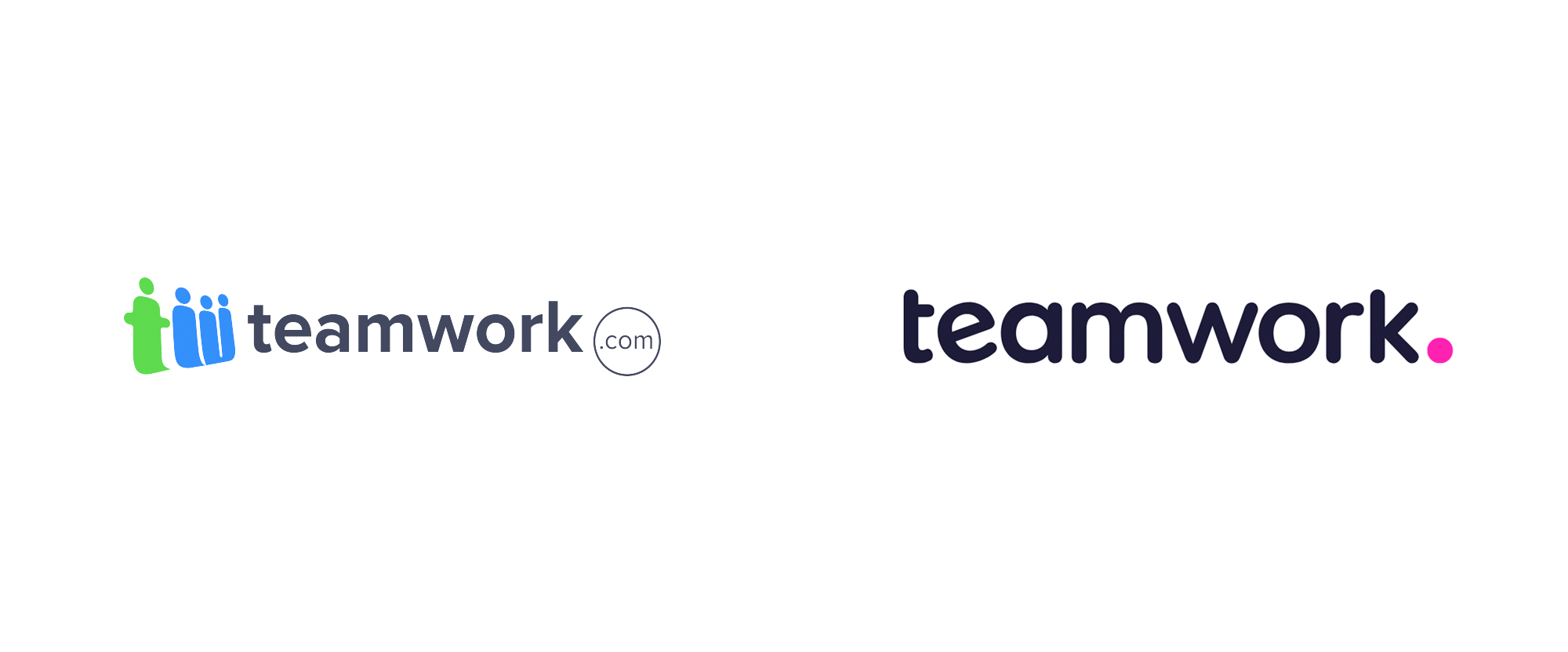 New Logo for Teamwork done In-house