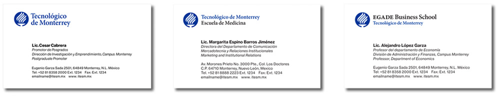 Brand new new logo and identity for tecnolgico de monterrey by new logo and identity for tecnolgico de monterrey by chermayeff geismar haviv business card colourmoves