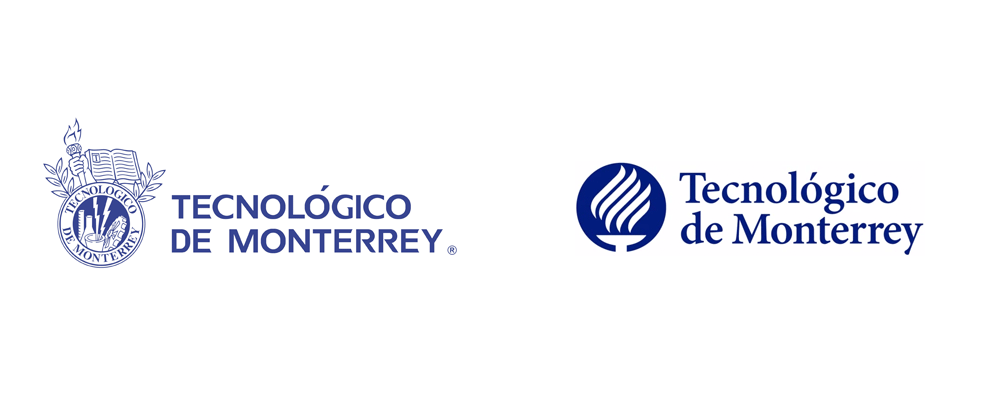 New Logo and Identity for Tecnológico de Monterrey by Chermayeff & Geismar & Haviv