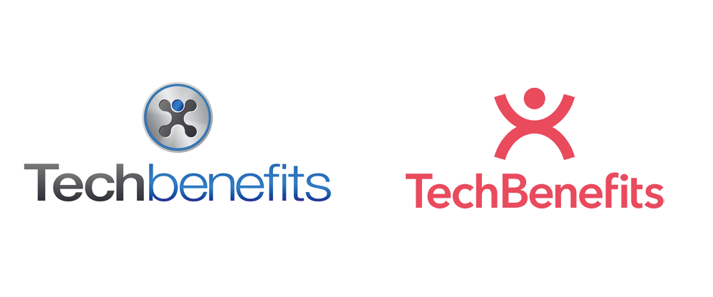 New Logo and Identity for TechBenefits by Mr B & Friends