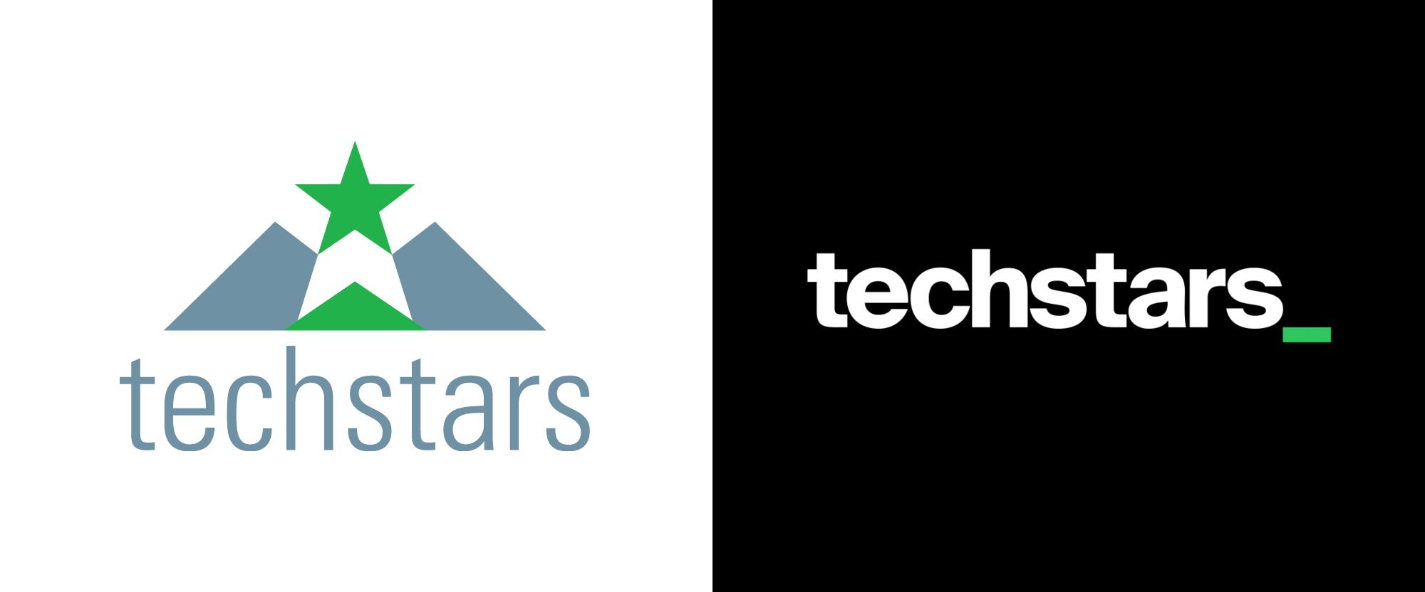 New Logo for Techstars