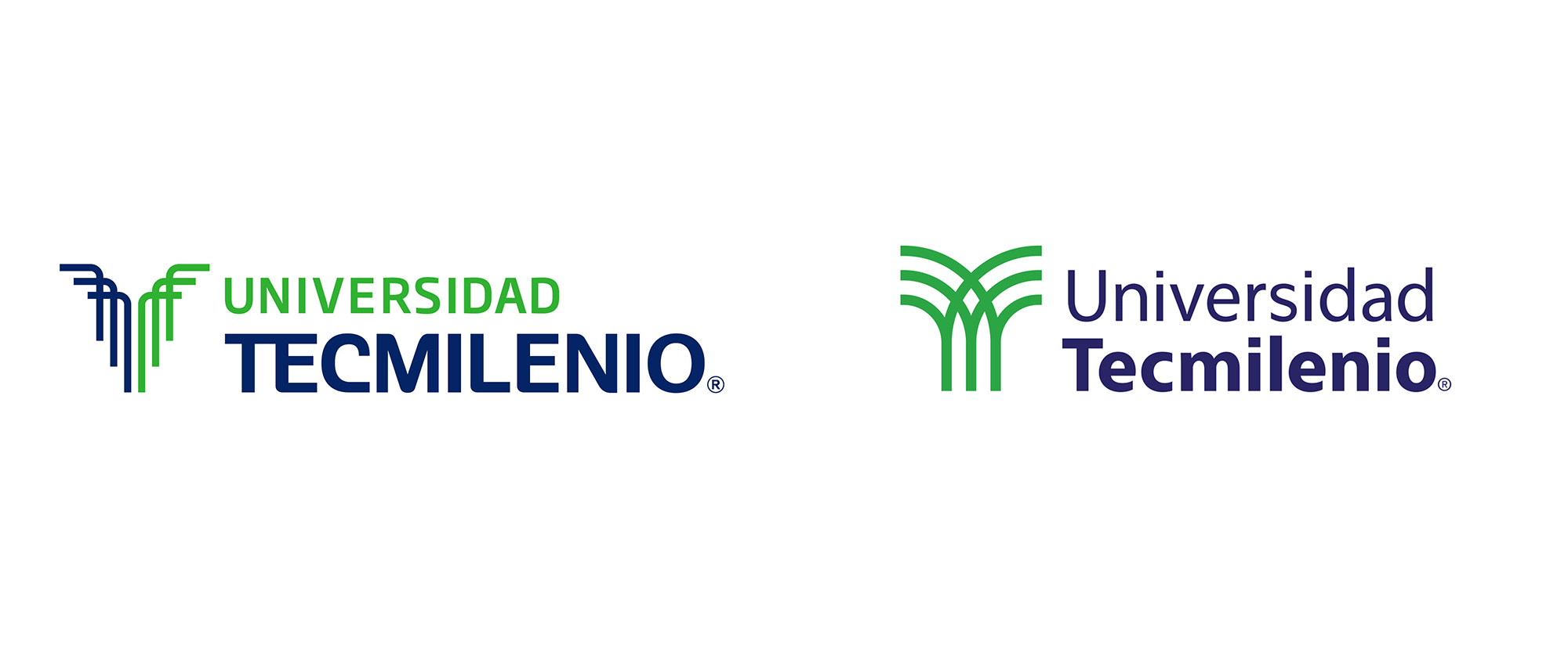 New Logo and Identity for Universidad TecMilenio by Chermayeff & Geismar & Haviv