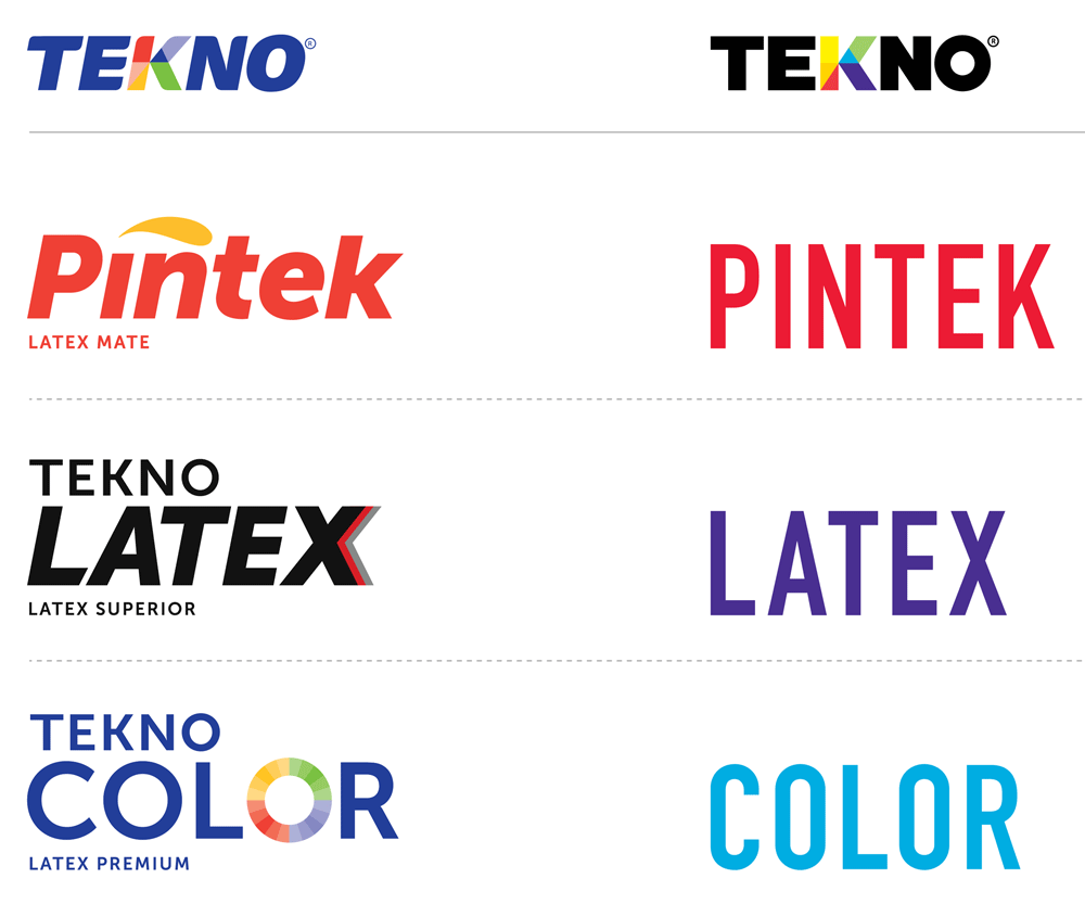 New Logo and Packaging for Tekno by Brandlab