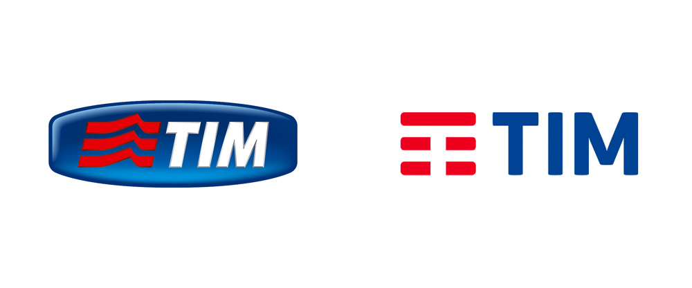 New Logo for Telecom Italia by Interbrand