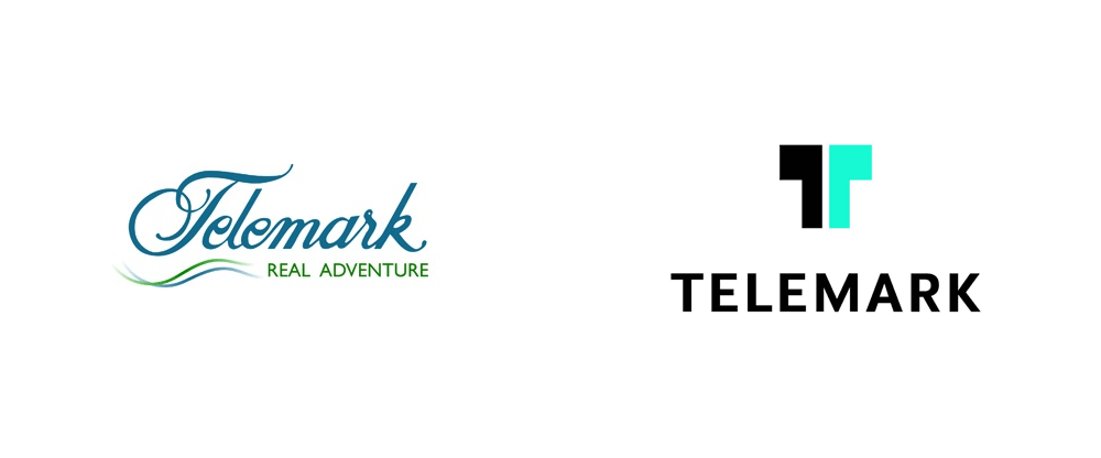 New Logo and Identity for Telemark by Snøhetta
