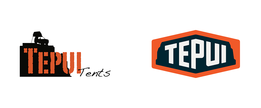 New Logo and Identity for Tepui Tents by Nemo Design