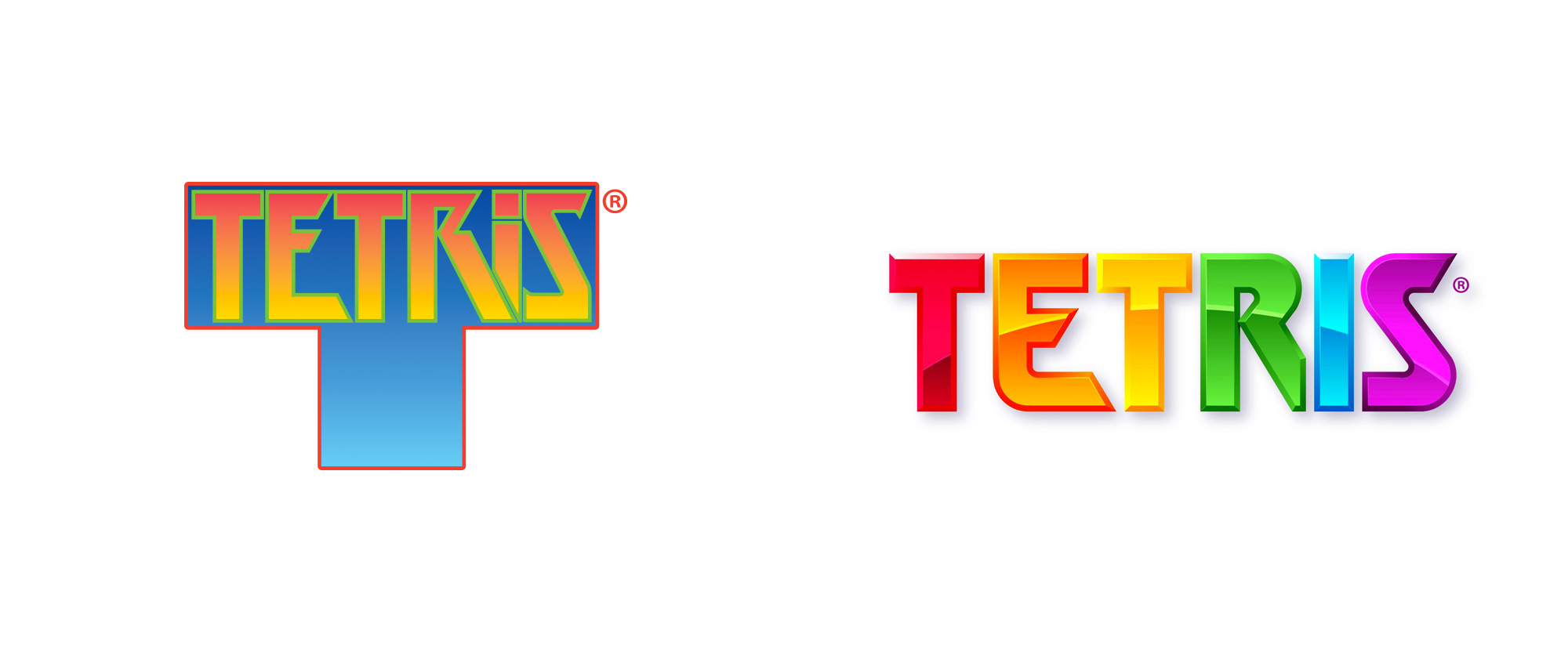 New Logo for Tetris