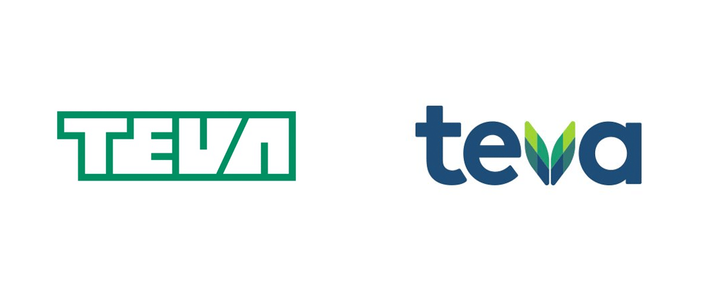 New Logo for Teva Pharmaceutical