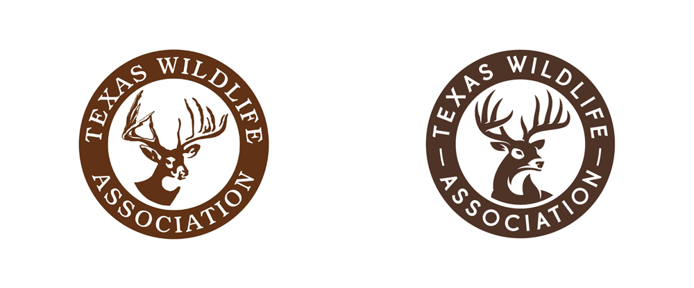 New Logo for Texas Wildlife Association by Canales & Co.