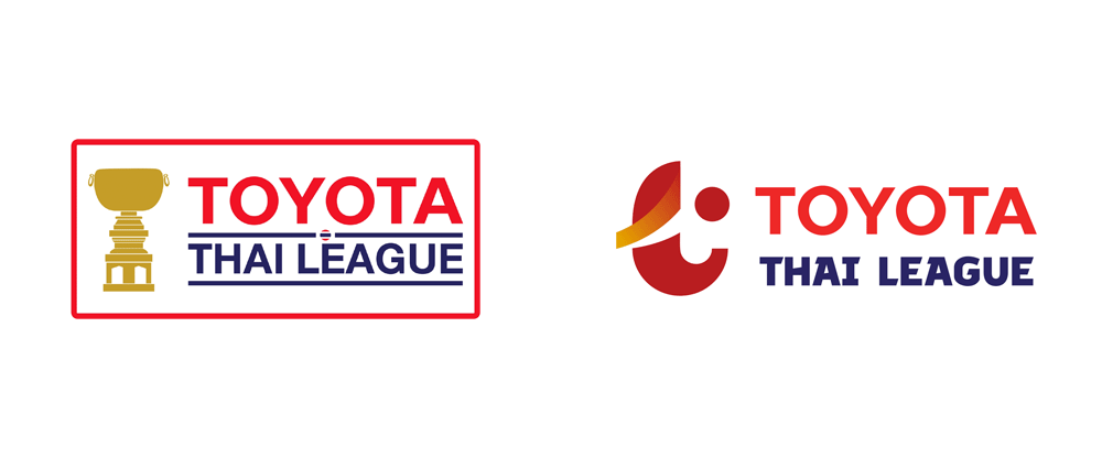 New Logo and Identity for Thai League by Farmgroup