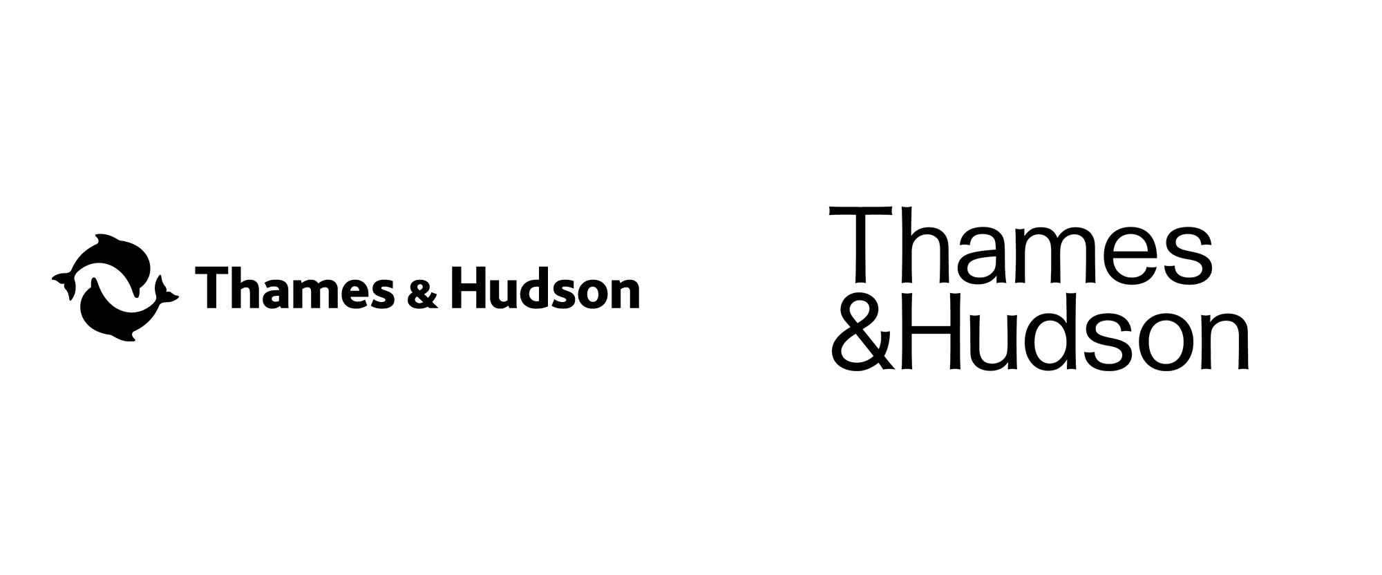 New Logo and Identity for Thames & Hudson by Pentagram