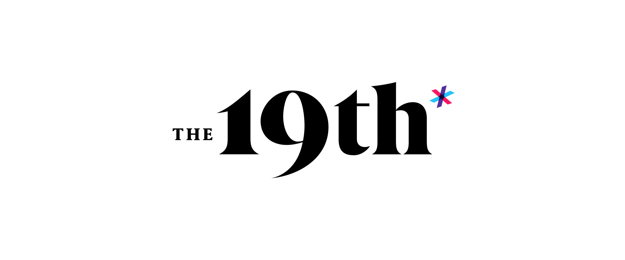 New Logo and Identity for The 19th by Page 33 Studio