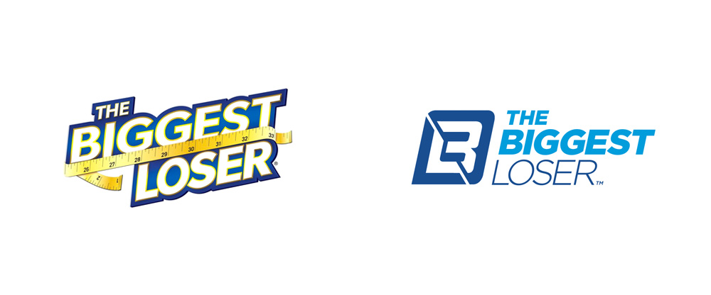 Brand New: New Logo for The Biggest Loser