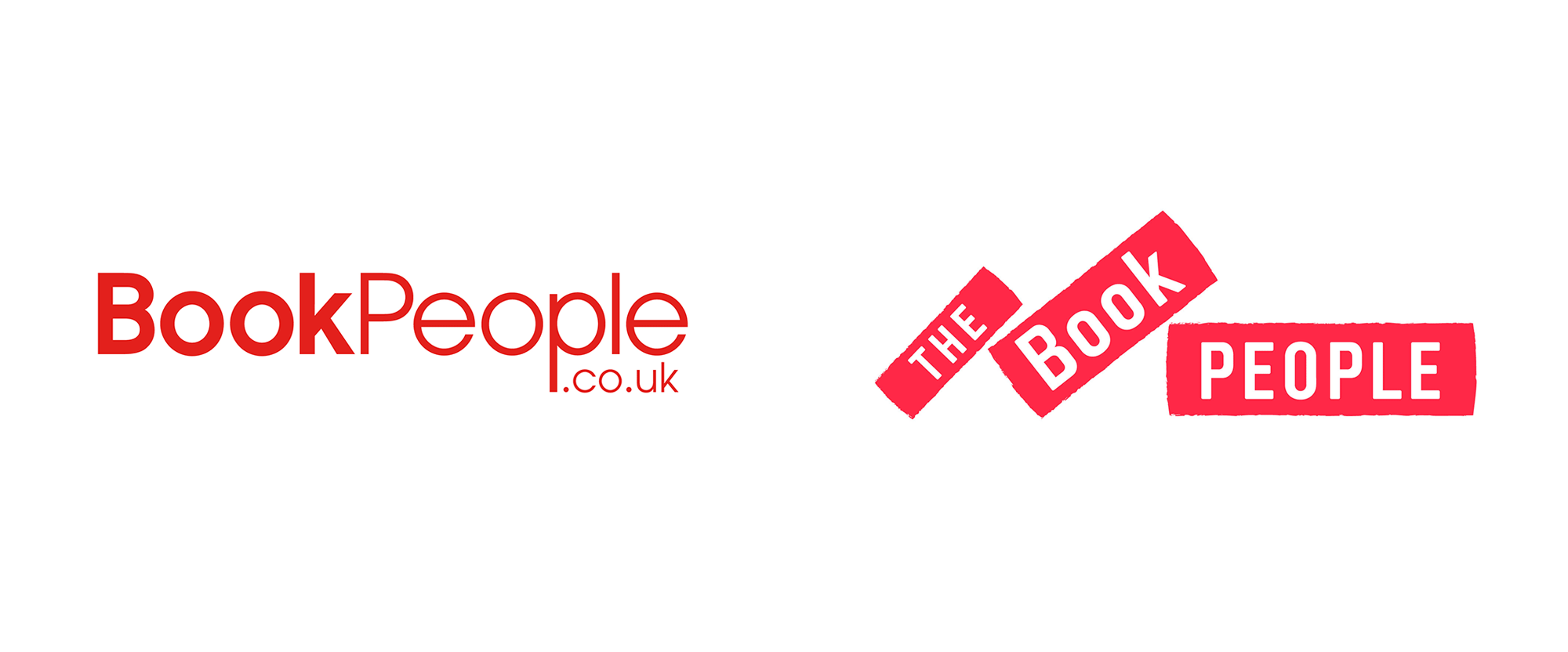 New Logo and Identity for The Book People by The Clearing