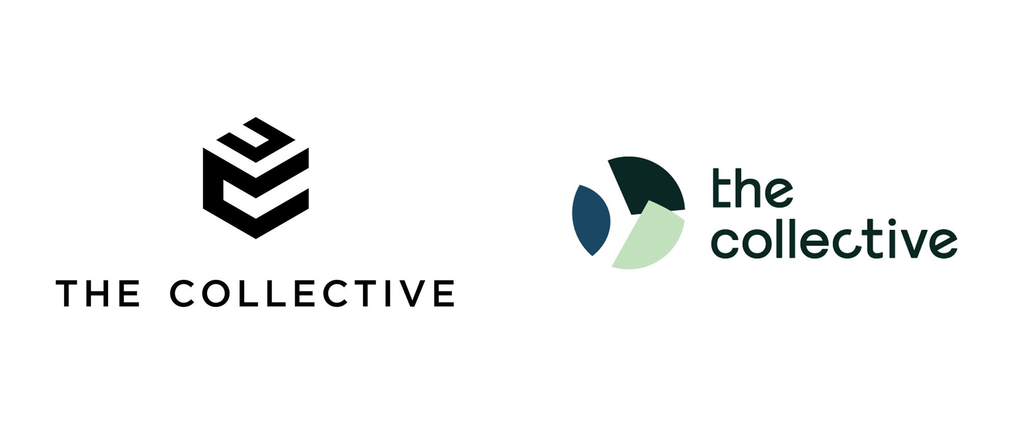 New Logo and Identity for The Collective by DesignStudio