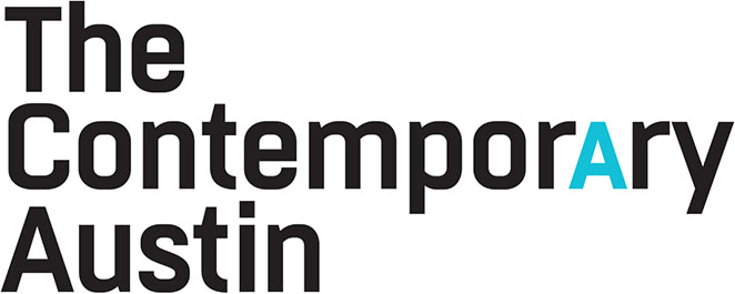 New Logo for The Contemporary Austin by Pentagram