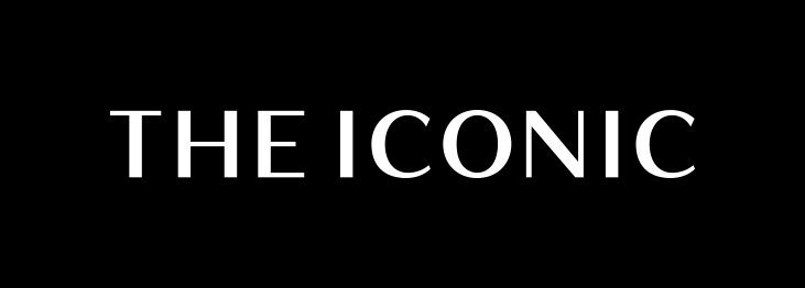 New Logo for The Iconic by Francesco de Chirico